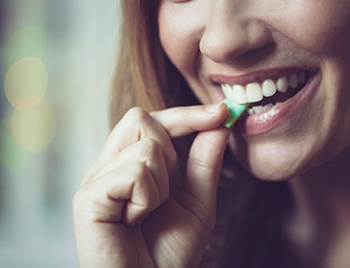 Chewing your way to Oral Health