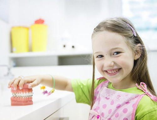 At What Age Should a Child Get Braces?